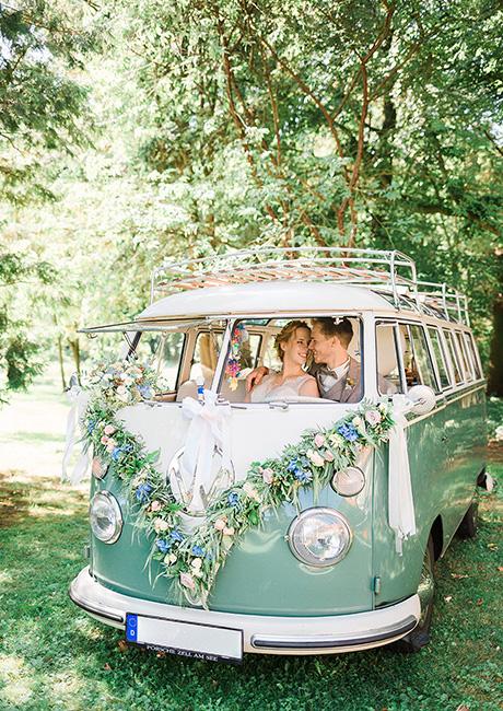 Vintage-Hochzeit Bassum